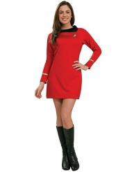 Disfraz de lujo Uhura Star Trek™ mujer