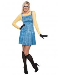 Disfraz vestido Minions™ mujer