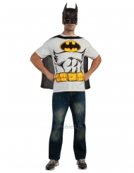 Camiseta y máscara Batman™ adulto