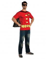 Camiseta y máscara Robin™ adulto
