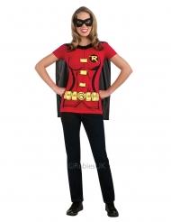 Camiseta y máscara Robin™ mujer