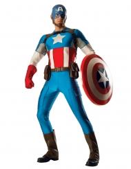 Disfraz gran herencia Capitán América™ adulto