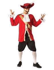 Disfraz Capitan Garfio™ adulto.