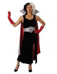 Disfraz Cruella de ciudad™ mujer
