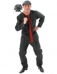 Disfraz deshollinador Bert™ hombre