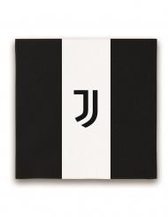 20 Servilletas de papel Juventus™ 33x33 cm