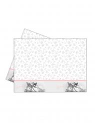Mantel de plástico premium Bambi™ 120 x 180 cm
