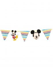 Guirlanda de papel premium Mickey™ 100 x 18 cm