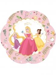 4 Platos de cartón premium Princesas Disney™ 26 cm
