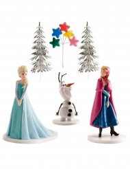 Kit de decoración Frozen™ 8.5 cm