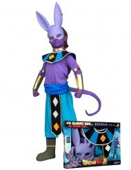 Disfraz con máscara Beerus Dragon Ball™ niño en caja