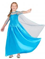 Disfraz reina del hielo niña