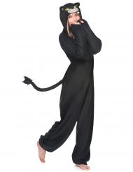 Disfraz traje pantera negra mujer