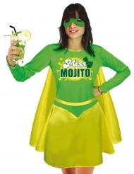 Disfraz Miss Mojito mujer