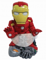 Porta caramelos mini de Iron Man™ 38 cm