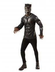 Camiseta y máscara Pantera Negra Infinity War™ adulto