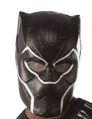 Semi máscara Pantera Negra™ adulto