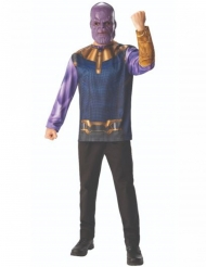 Camiseta con máscara Thanos Infinity War™ adulto