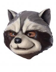 Máscara 3/4 Mapache Cohete Infinity War™ adulto