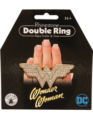 Anillo doble Wonder Woman™