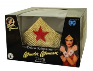 Tiara de lujo strass Wonder Woman™