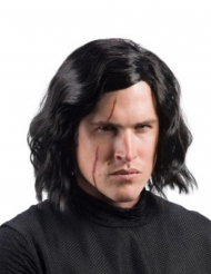 Peluca Kylo Ren El último Jedi™ adulto