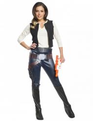 Disfraz clásico Han Solo Star Wars™ mujer