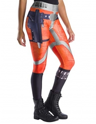 Legging X-Wing Fighter piloto Star Wars™ adulto