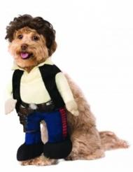 Disfraz Han Solo Star Wars™ para perro