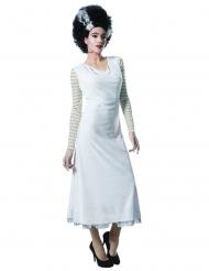 Disfraz vestido la novia de Frankenstein Monsters™ adulto