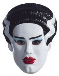 Máscara de La novia del monstruo de Frankenstein™ adulto