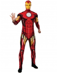 Disfraz musculoso de lujo Iron Man™ adulto