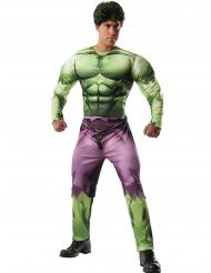 Disfraz musculoso de lujo Hulk™ adulto