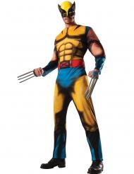 Disfraz de lujo Wolverine X-Men™ adulto