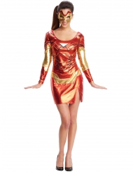 Disfraz Iron girl™ mujer
