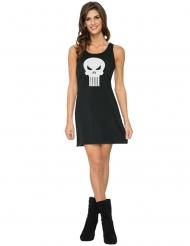 Vestido negro Punisher™ mujer