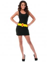 Vestido negro Viuda Negra™ mujer
