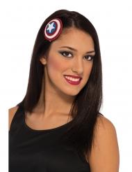Pinza para el pelo Capitán América™ mujer