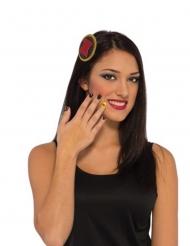 Kit maquillaje Black Widow™ mujer