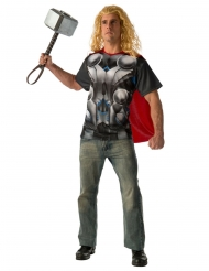 Camiseta y capa Thor™ adulto