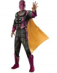 Disfraz de lujo Visión Capitán América Civil War™ adulto