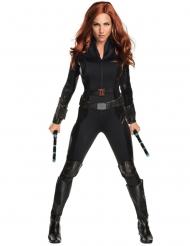 Disfraz de lujo Viuda Negra Capitán América Civil War™ mujer
