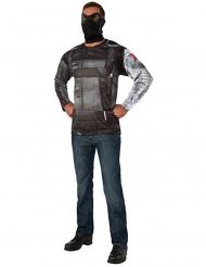 Camiseta de Soldado de Invierno capitán América Civil War™ adulto