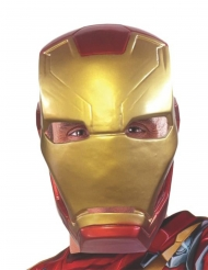 Máscara Iron Man de Capitán América Civil War™ adulto