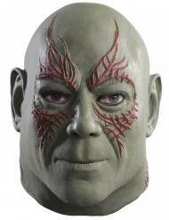 Máscara de látex de lujo Drax el Destructor Los Guardianes de la Galaxia 2™ adulto