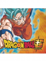 20 Servilletas de papel Dragon Ball Super™ 33 x 33 cm