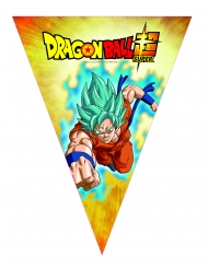 Guirlanda banderillas de papel Dragon Ball Super™ 360 cm