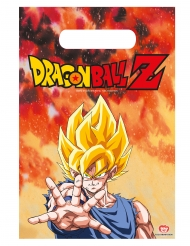 6 Bolsas de regalo Dragon Ball Z™ 23 x 16 cm