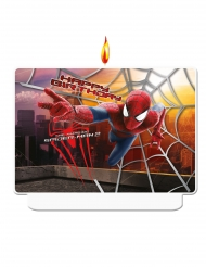 Vela de cumpleaños The Amazing Spiderman™