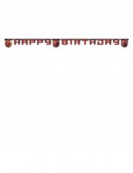 Guirlanda Happy Birthday The Amazing Spiderman™ 2 m